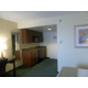 Executive Suite with mini fridge and microwave