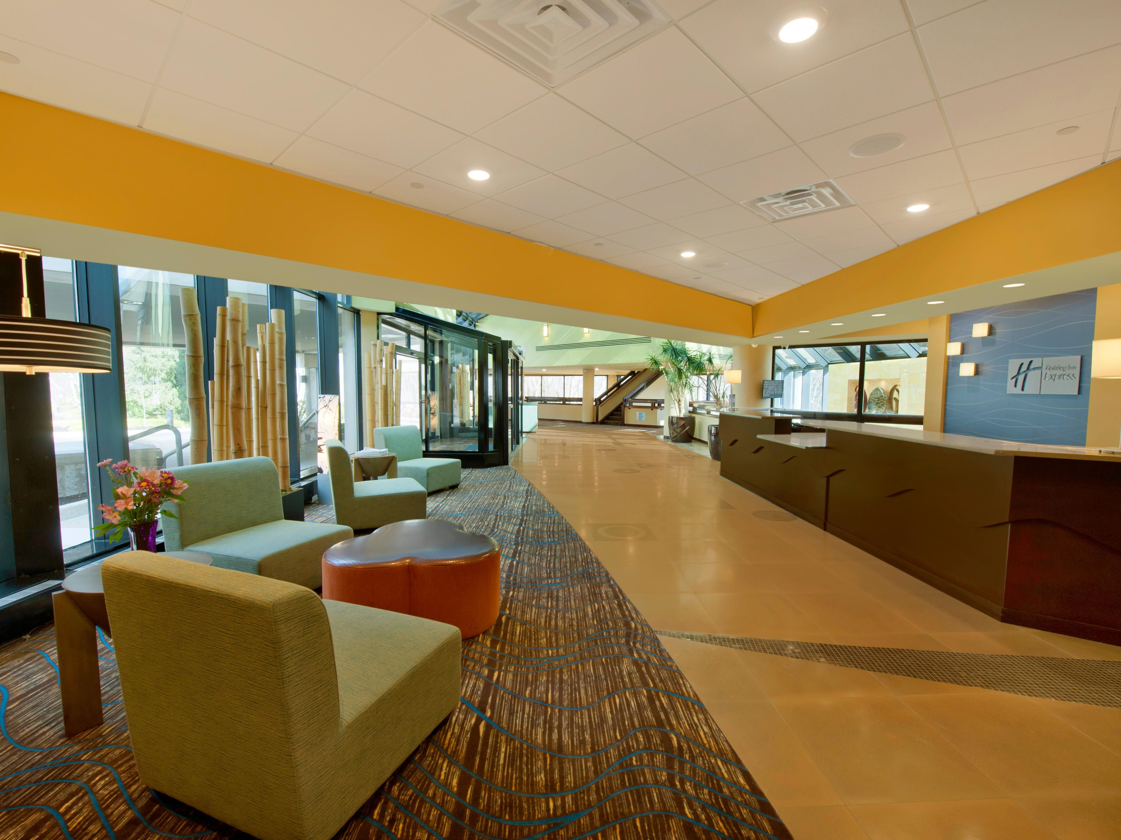 Holiday Inn Express Princeton Southeast Hotel by IHG