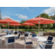 Catch some rays on our pool patio