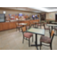 Breakfast Area with Hot Bar