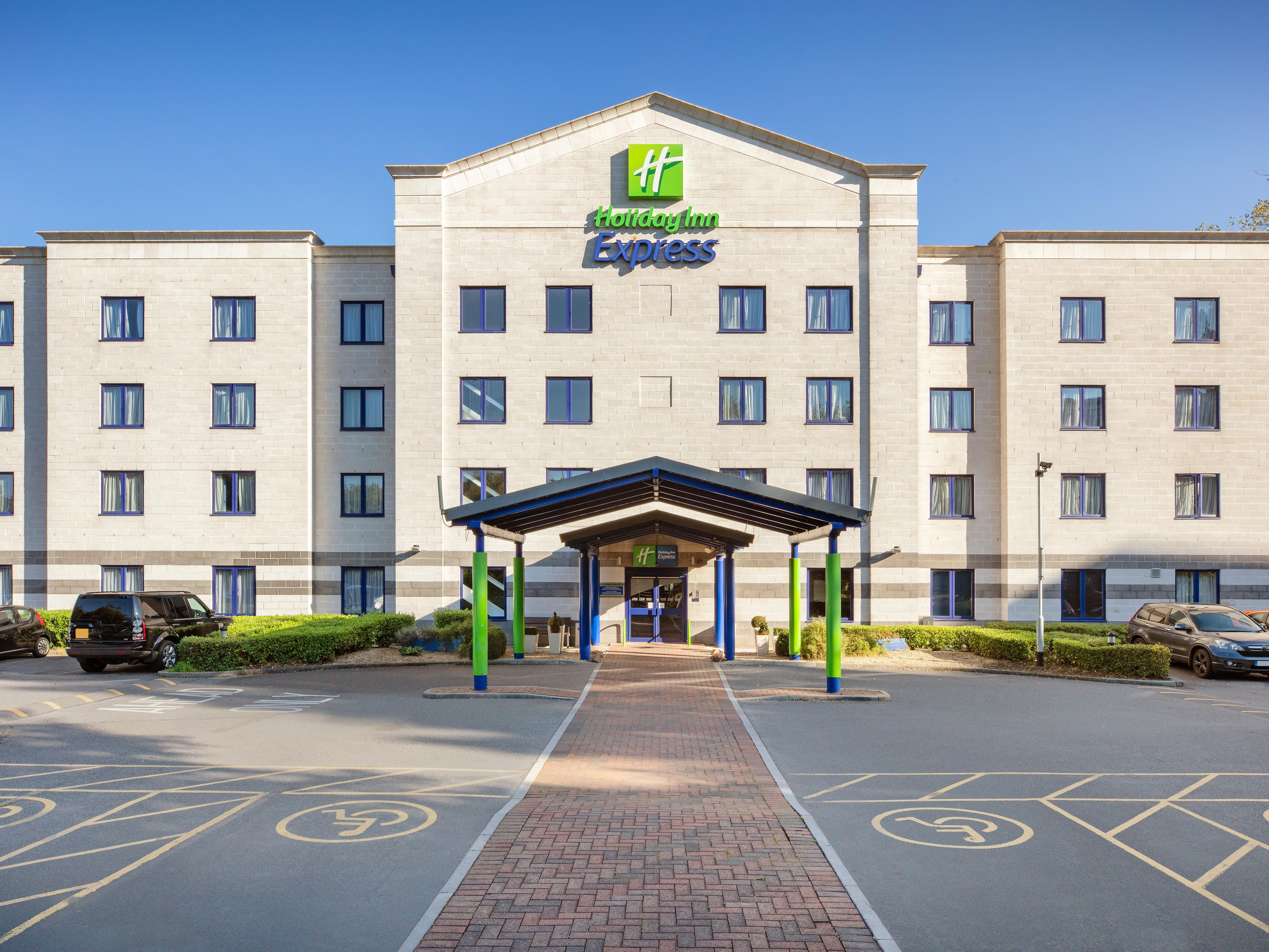 Hotels Near Poole Station Holiday Inn Express Poole