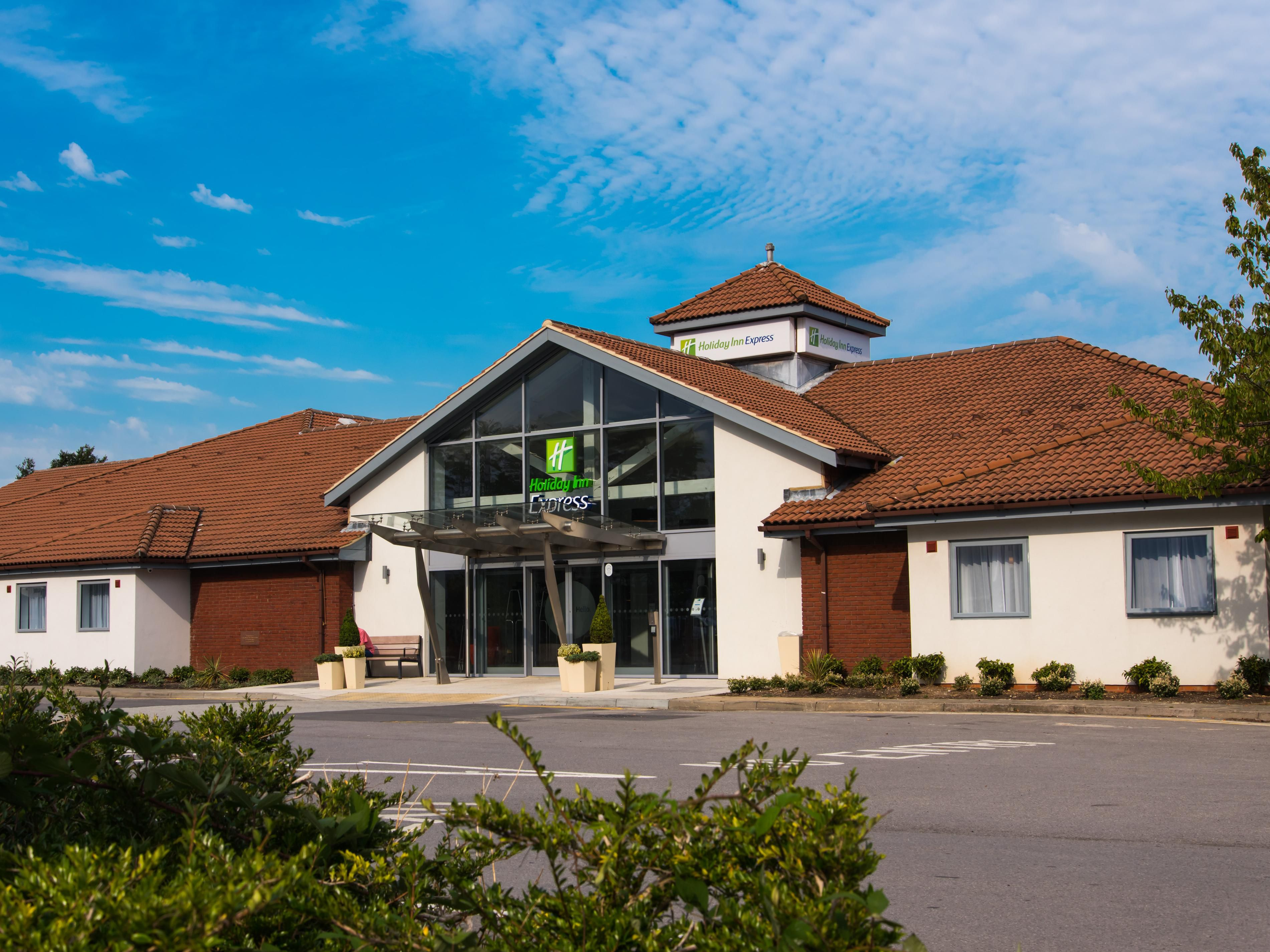 Cosham Hotels Holiday Inn Express Portsmouth North