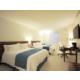 Espaciosa y cómoda habitación con 2 camas Queen