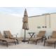 Disfrute de nuestra Suites con terraza.