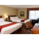Comfort 2 Queen beds, wooden floor, 312 sq ft