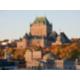 Le château Frontenac situé dans le Vieux-Québec