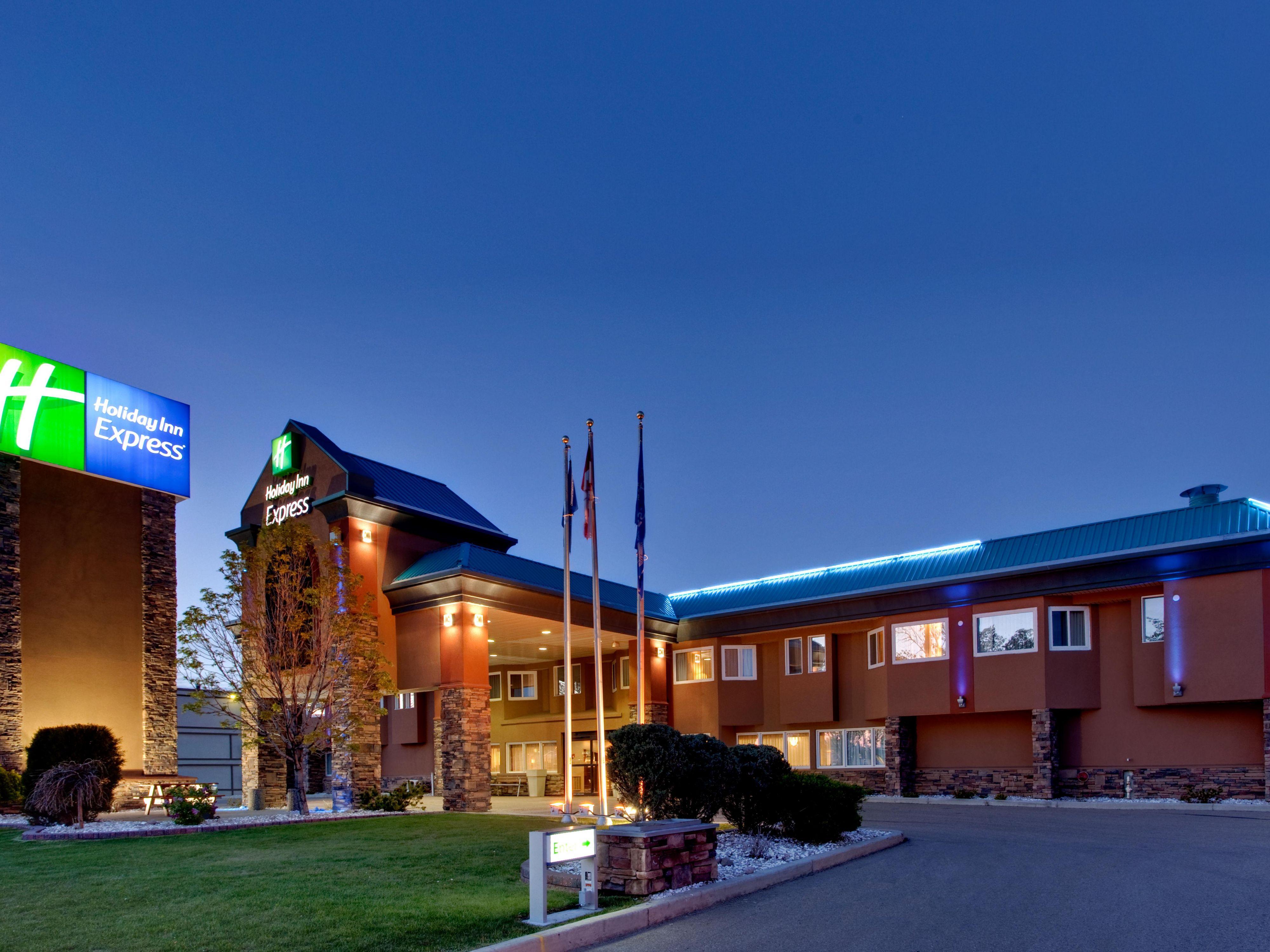 Holiday Inn Express Red Deer