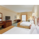 Large and stylish Two Queen Bed Guest Room with free wifi