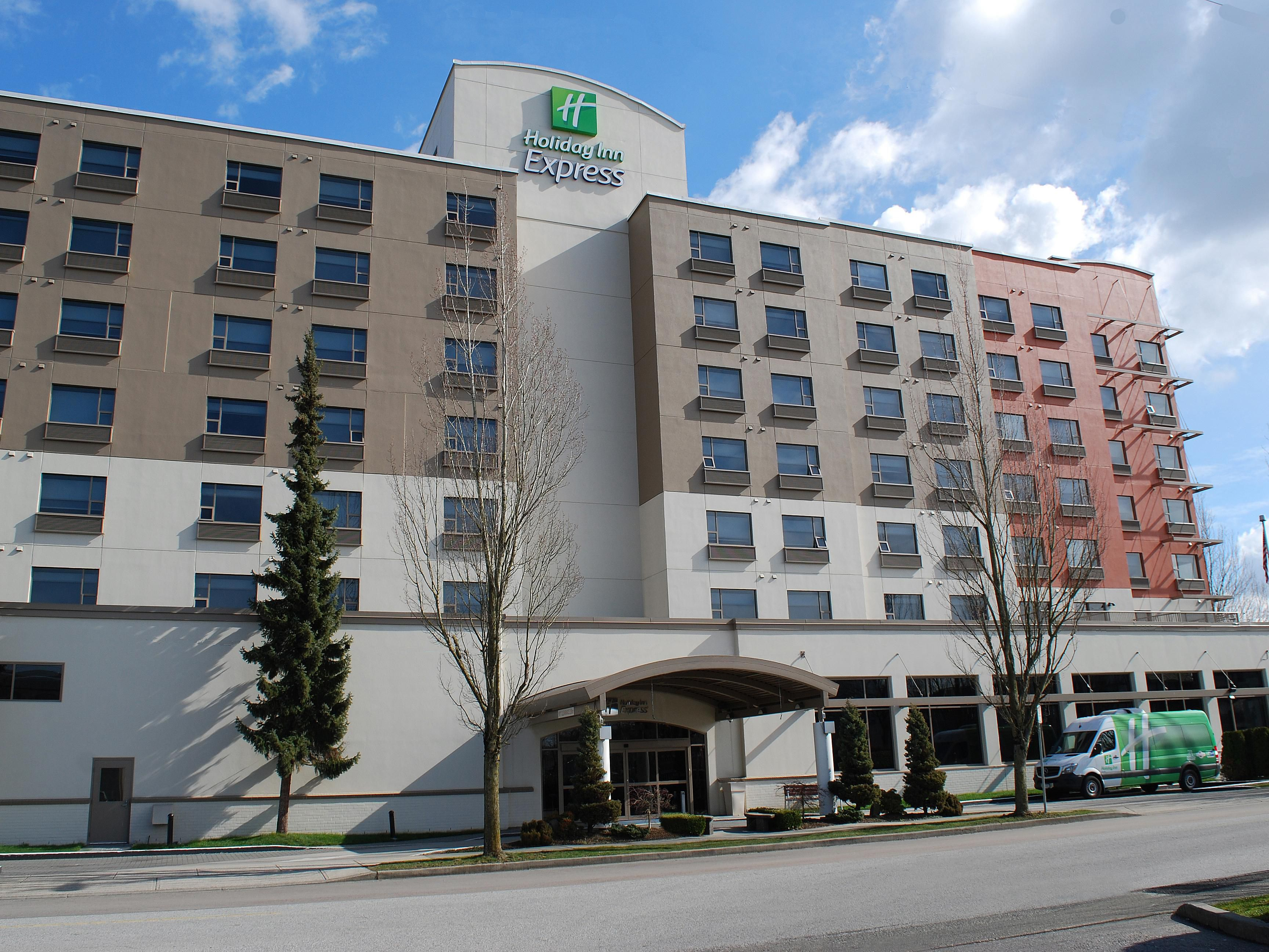 Holiday Inn Express Vancouver Airport - Richmond Hotel by IHG