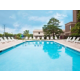 Great  outdoor pool by Palatine hotel