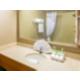 Standard Guest Bathroom With Amenities