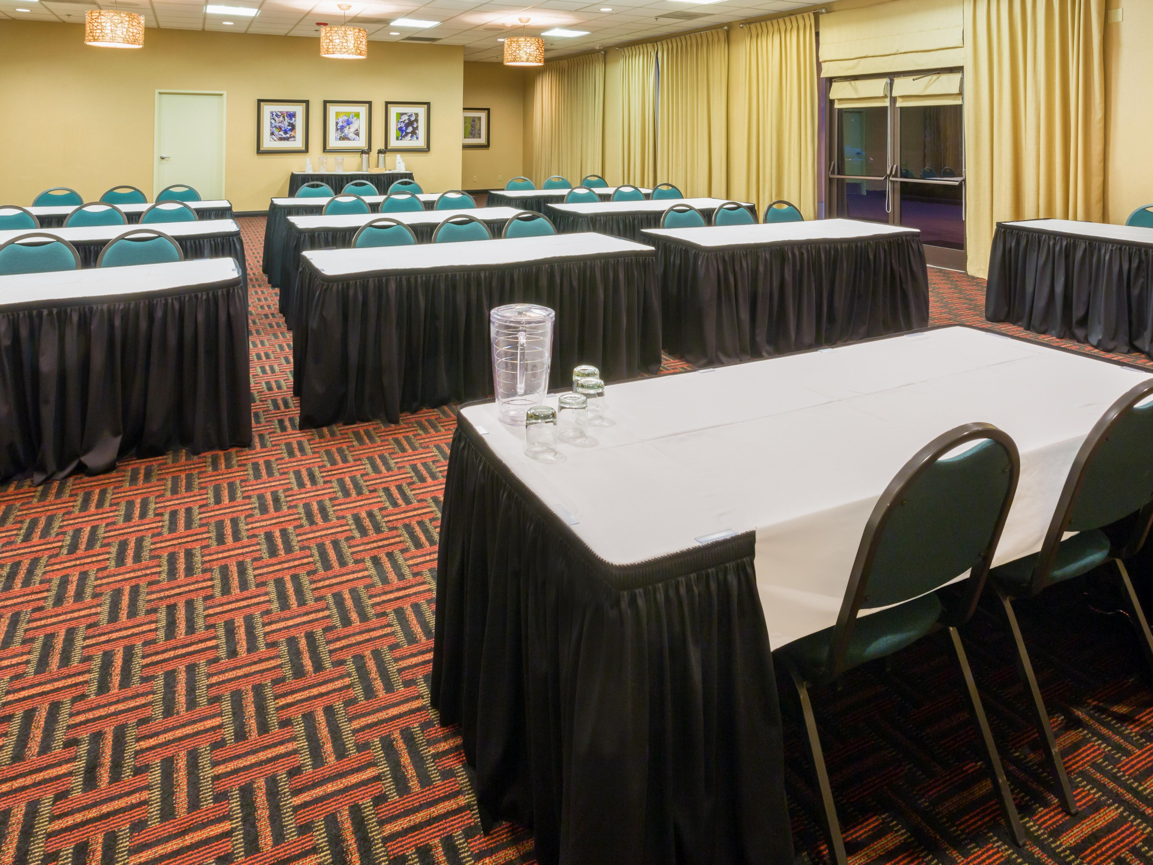 1550 square ft Meeting Space