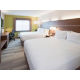 Two Queen Bed Guest Room at our Roseville MN Hotel can sleep four