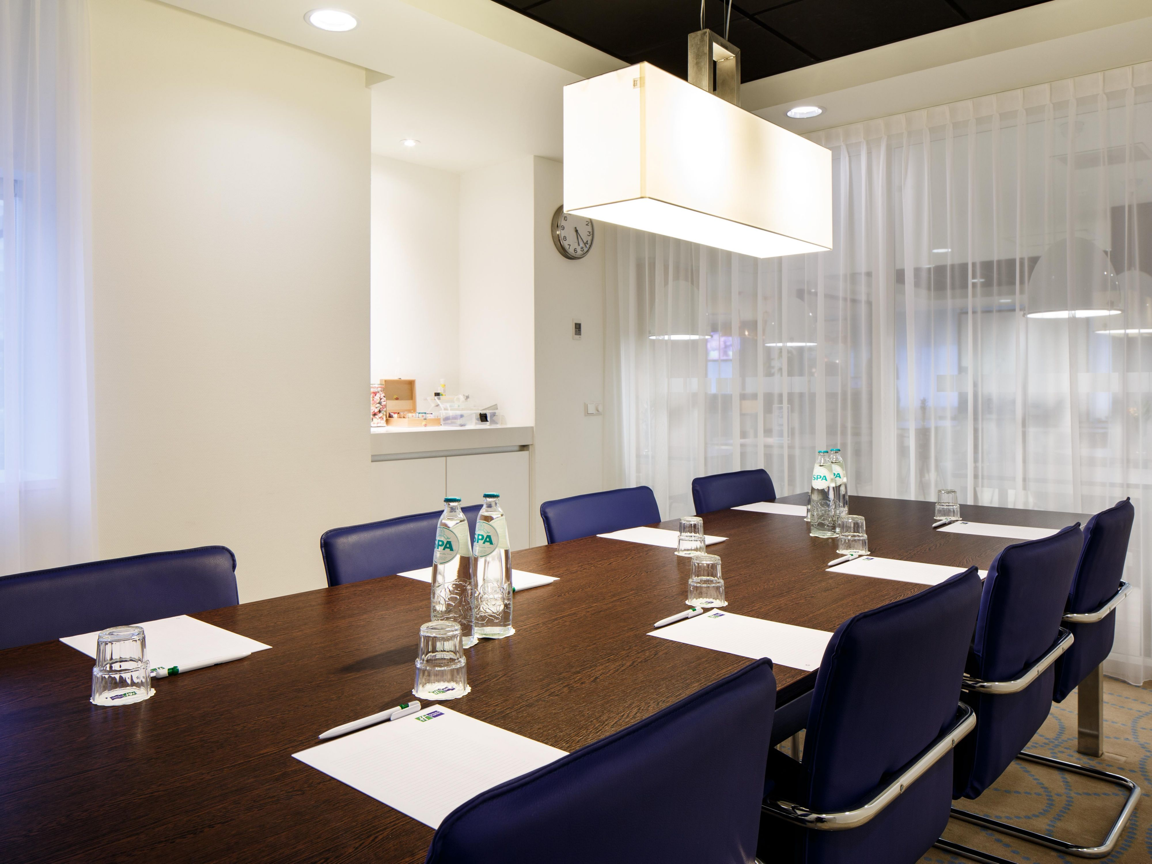 Book our board room for your business needs