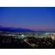 Guests enjoy beautiful views of the downtown Salt Lake skyline
