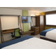 Double Bed Guest Room with well lit work space & 42 inch LCD TV