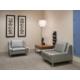 Holiday Inn Expess Salt Lake City Downtown Lobby Lounge