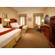 Rest comfortably in our queen size beds.