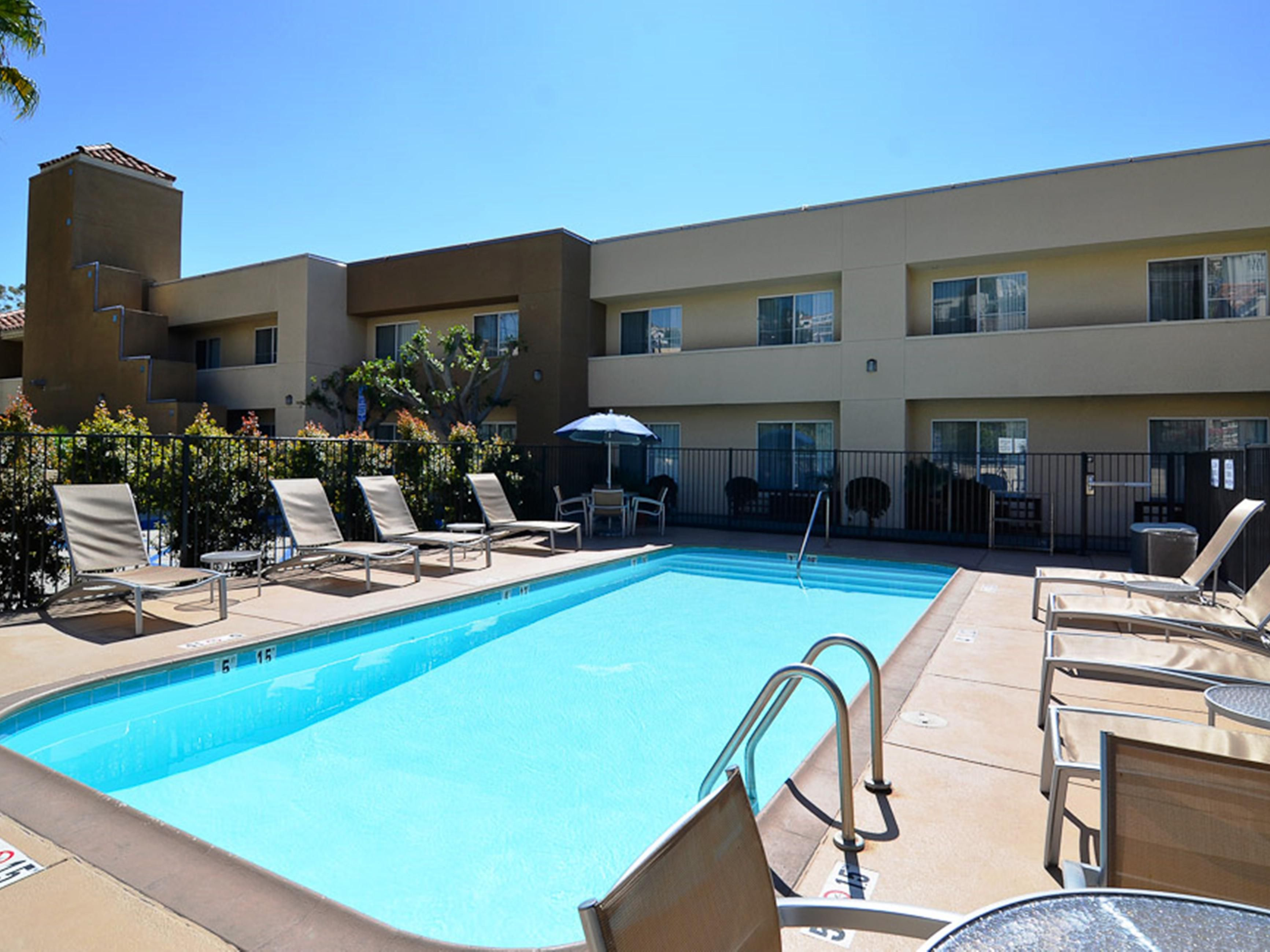 Holiday Inn Express San Diego Airport Old Town Swimming Pool