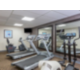 Holiday Inn Express SeaWorld Area Fitness Center is open 24 hrs.