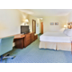 Holiday Inn Express San Jose Airport King Bed Guest Room
