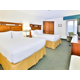 Holiday Inn Express San Jose Airport Double Bed Guest Room