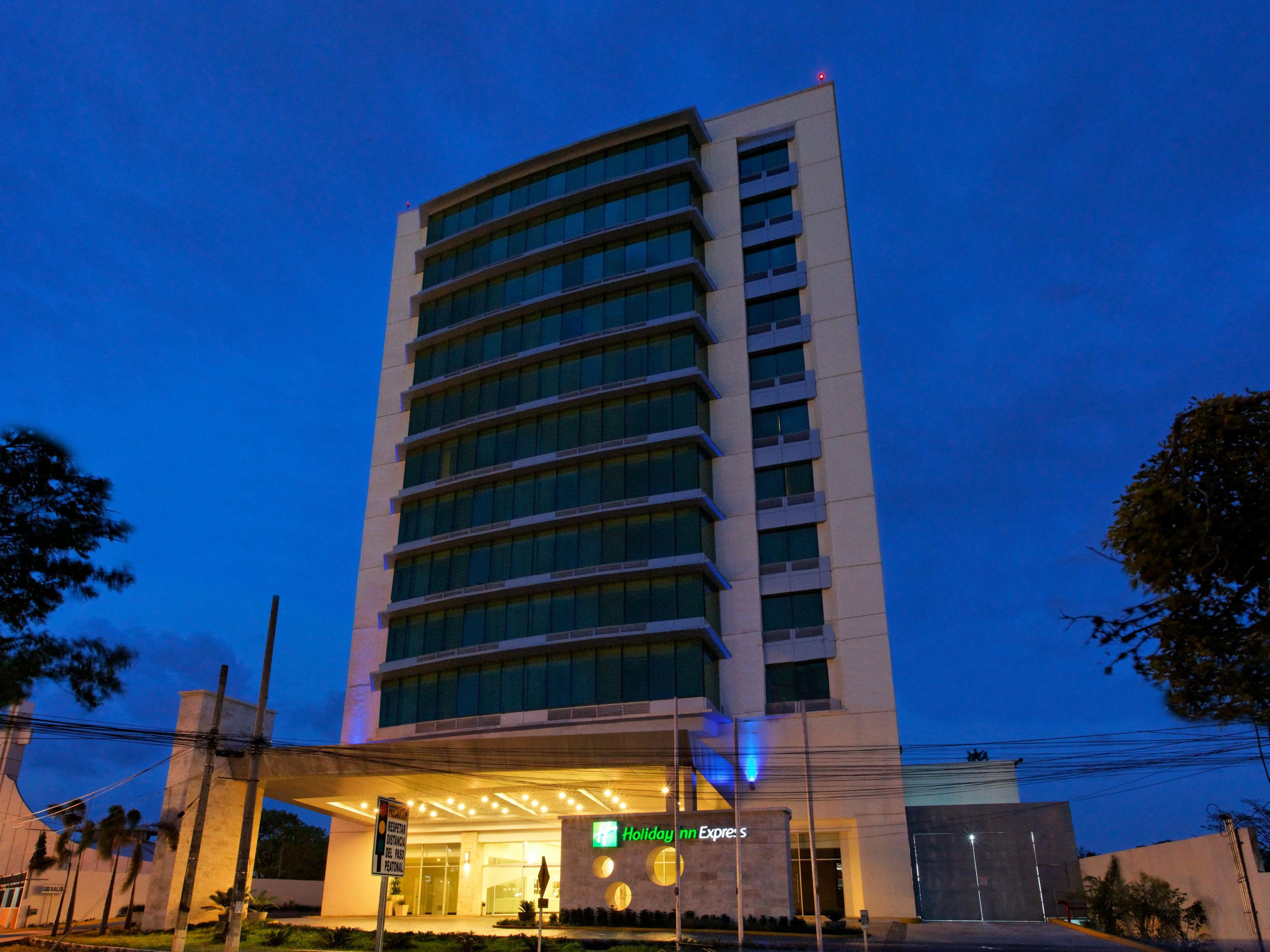 Holiday Inn Express San Pedro Sula Hotel By Ihg