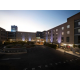 Hotel Exterior by night