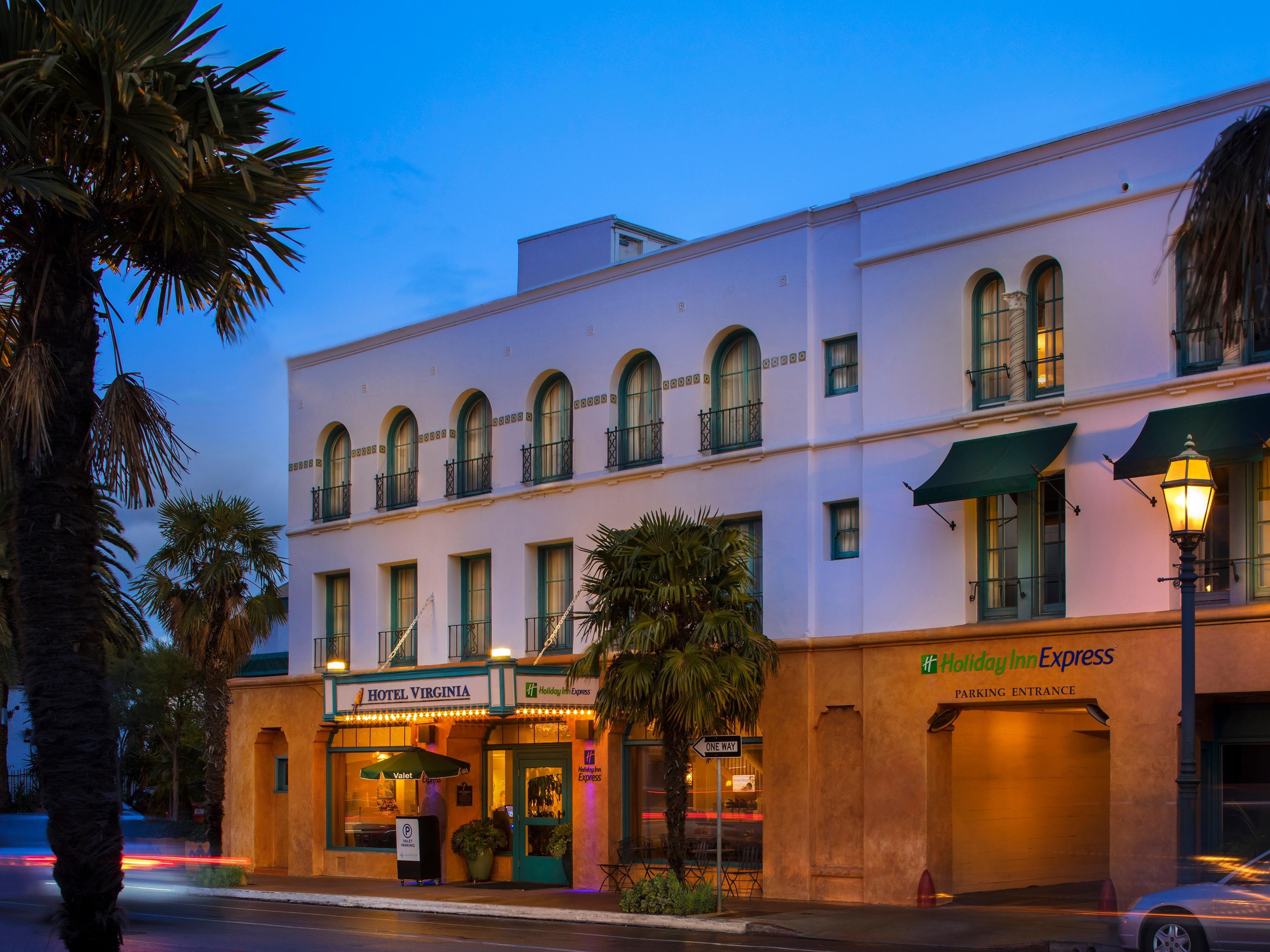 Santa Barbara Hotels >> Holiday Inn Express Santa Barbara Hotel Groups Meeting