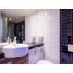 Modern and fresh private bathrooms