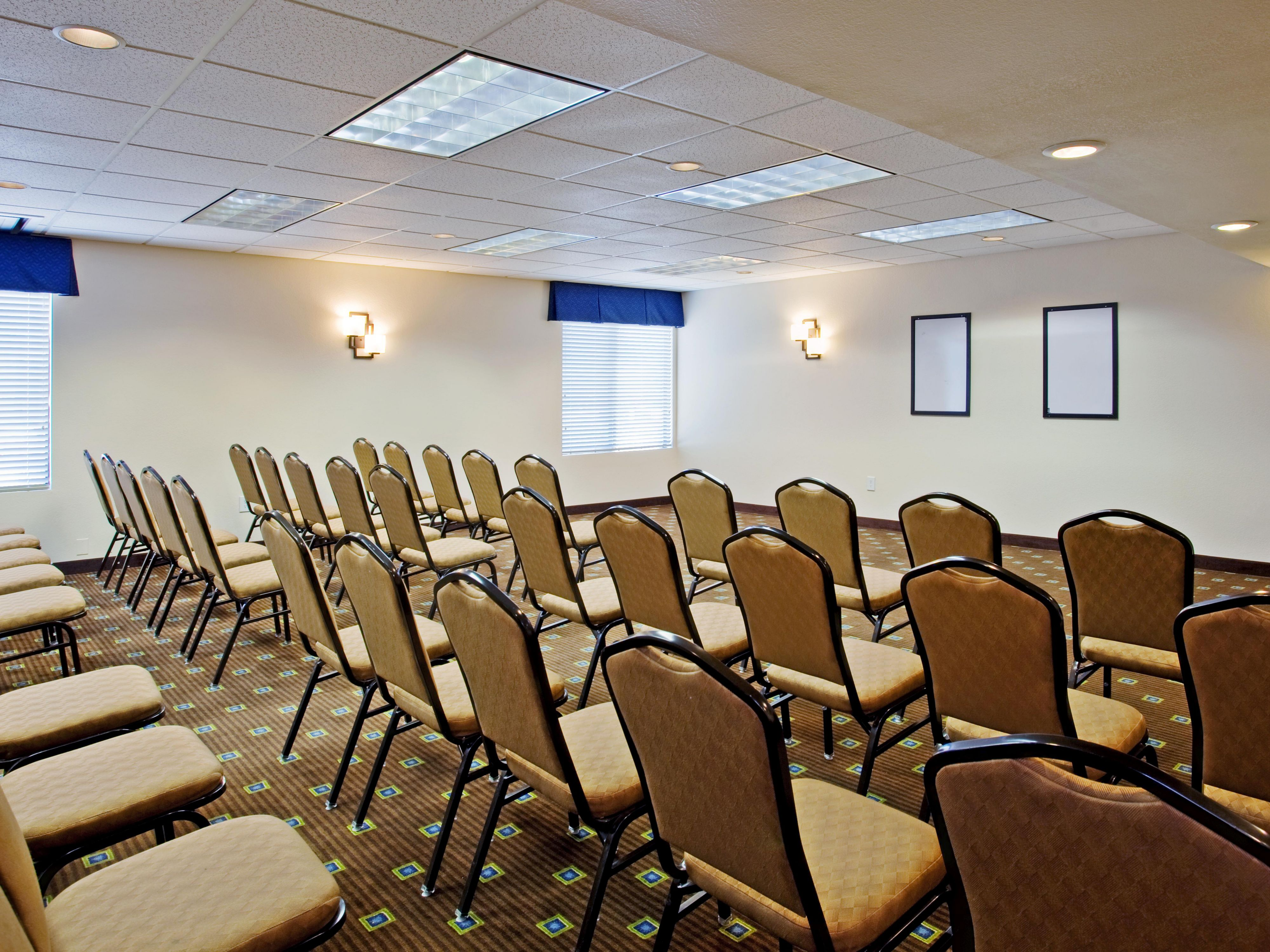 Meeting Packages available