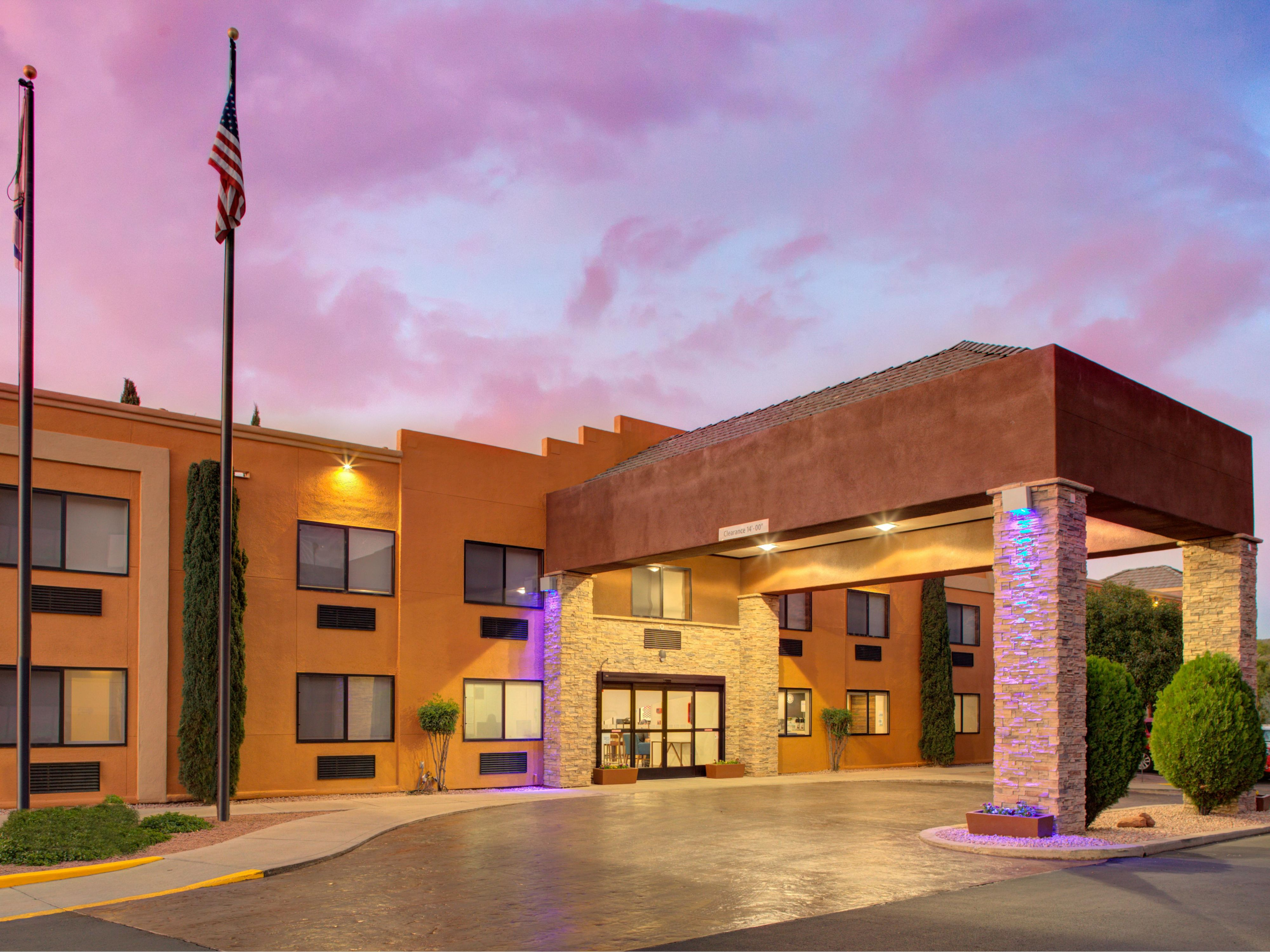 Holiday Inn Express Sedona Oak Creek Hotel By Ihg