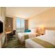 Twin Beds Room at Holiday Inn Express Semarang Simpang Lima