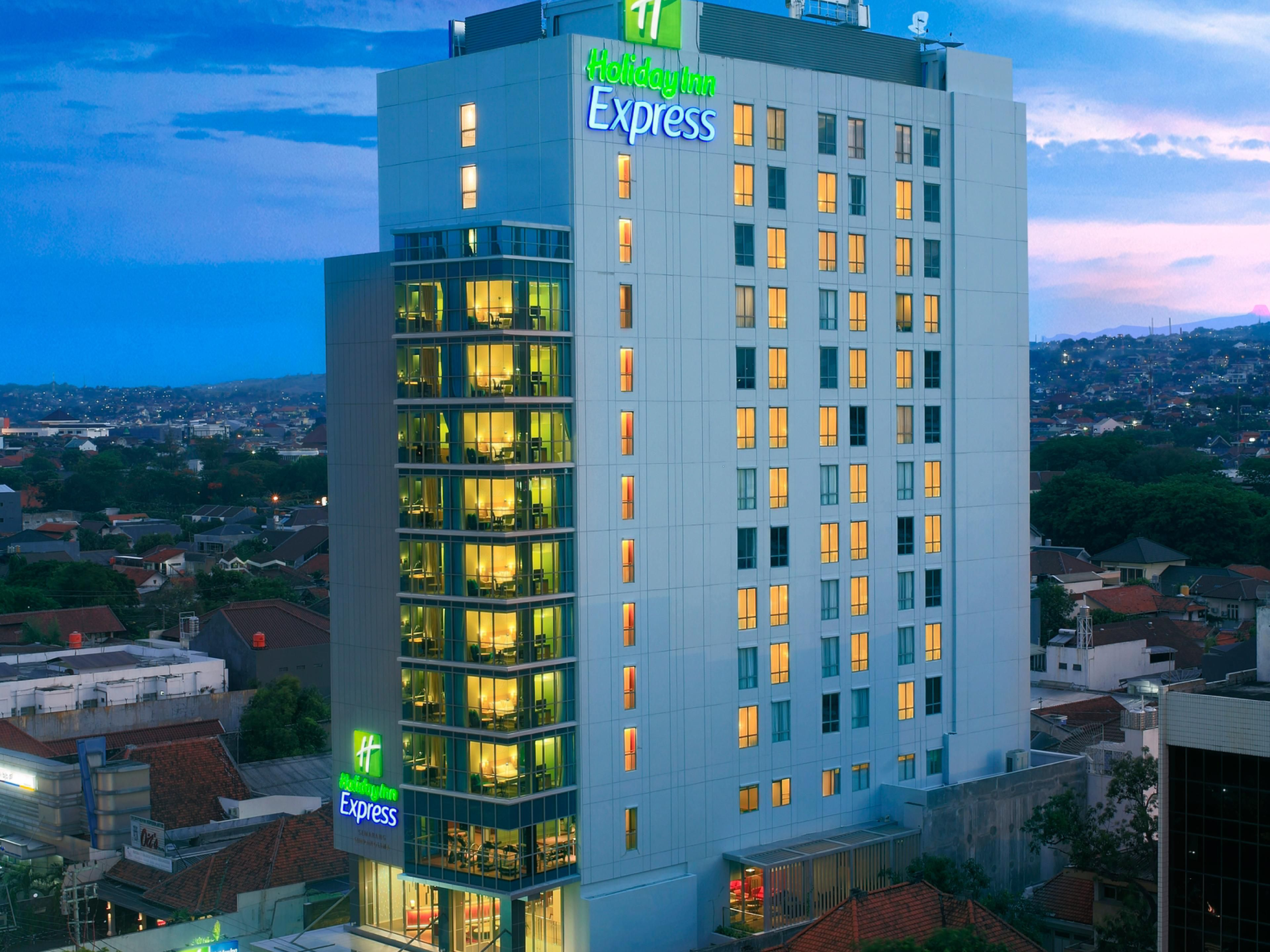 Holiday Inn Express Semarang Simpang Lima Hotel By IHG