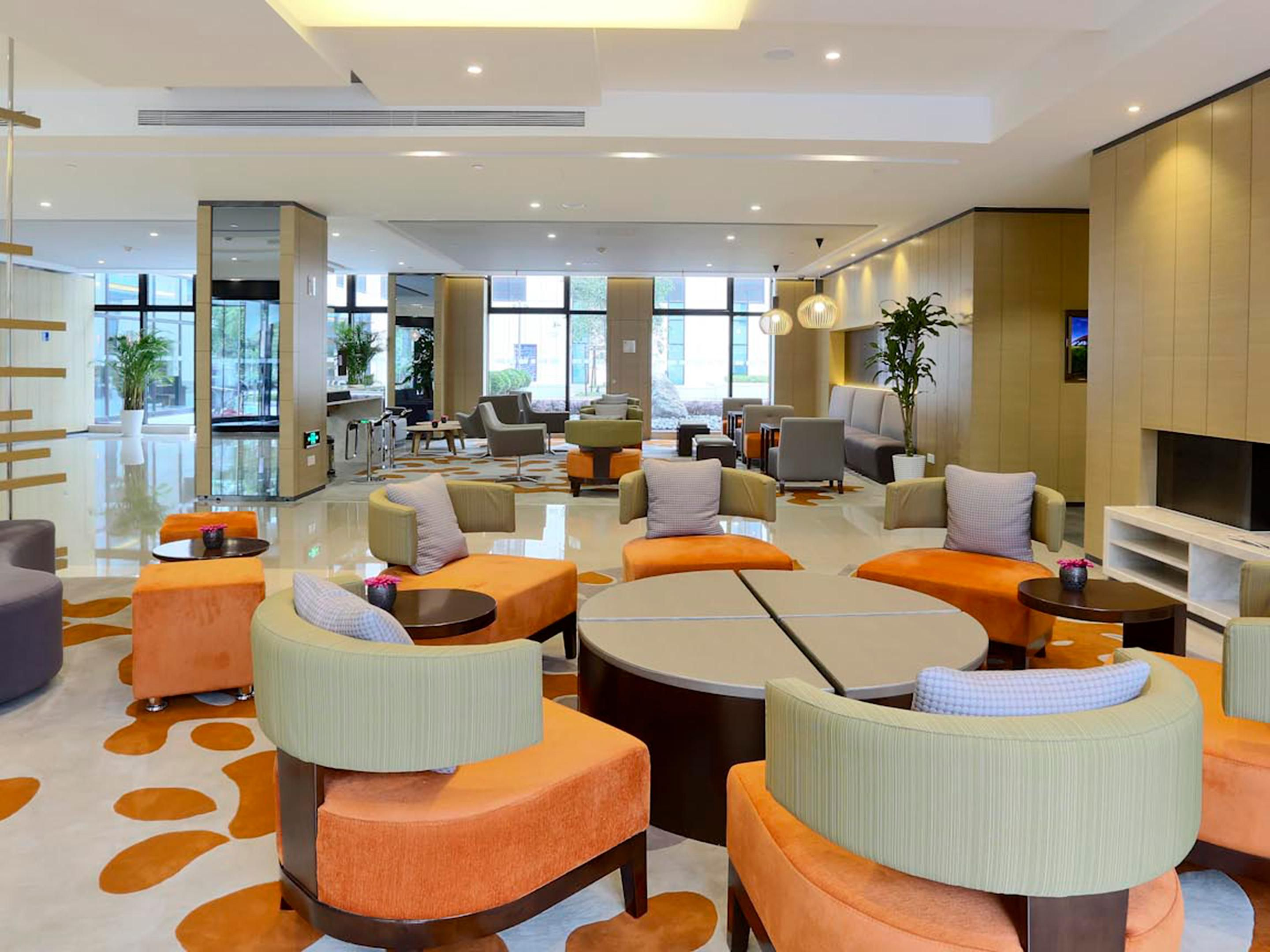 Holiday Inn Express Shanghai Gongkang Lobby Lounge