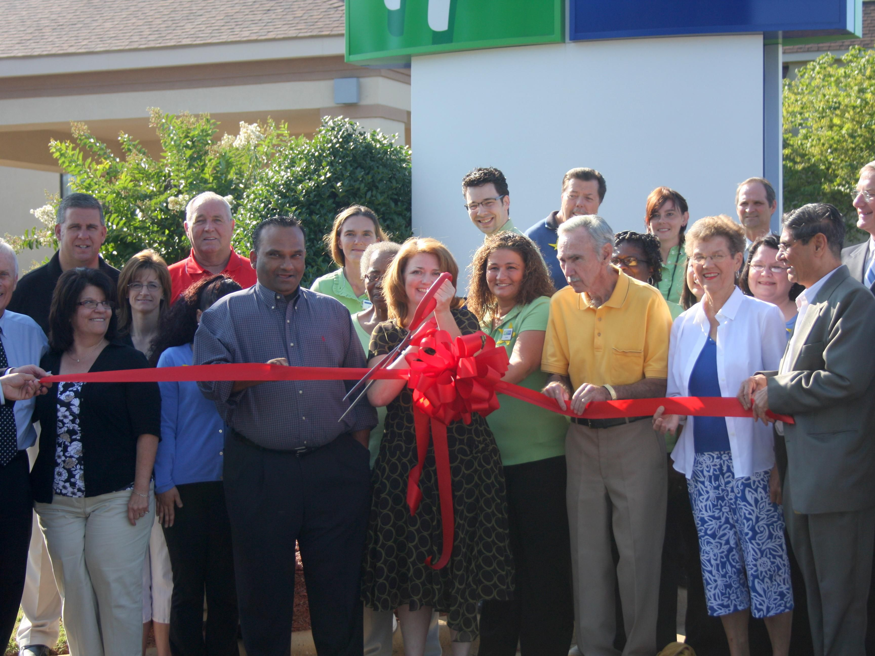 Grand Re-Opening and Ribbon Cutting