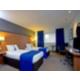 Geräumiges Nichtraucherzimmer mit zwei Einzelbetten