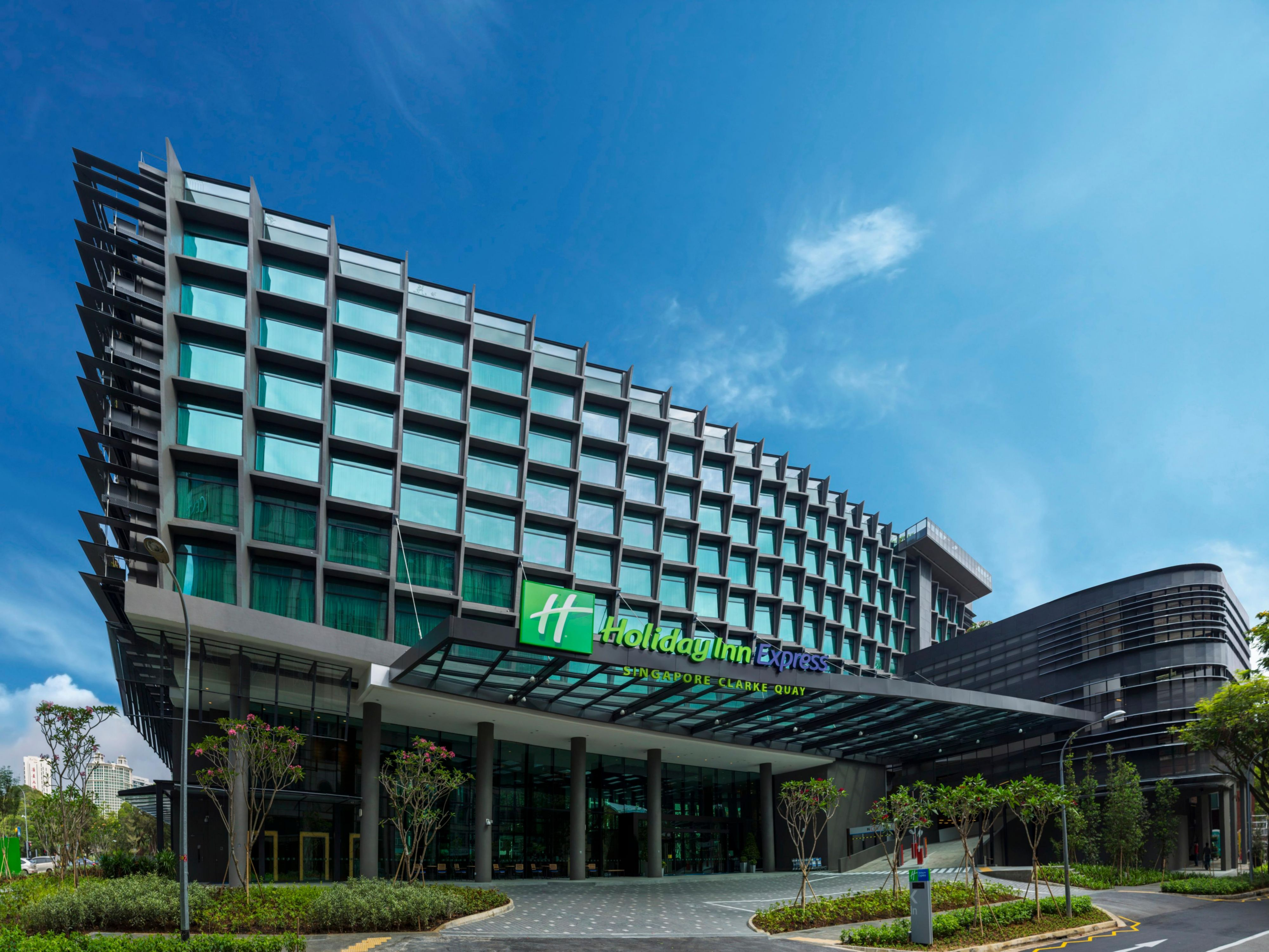 Holiday Inn Express Singapore Clarke Quay Hotel Exterior