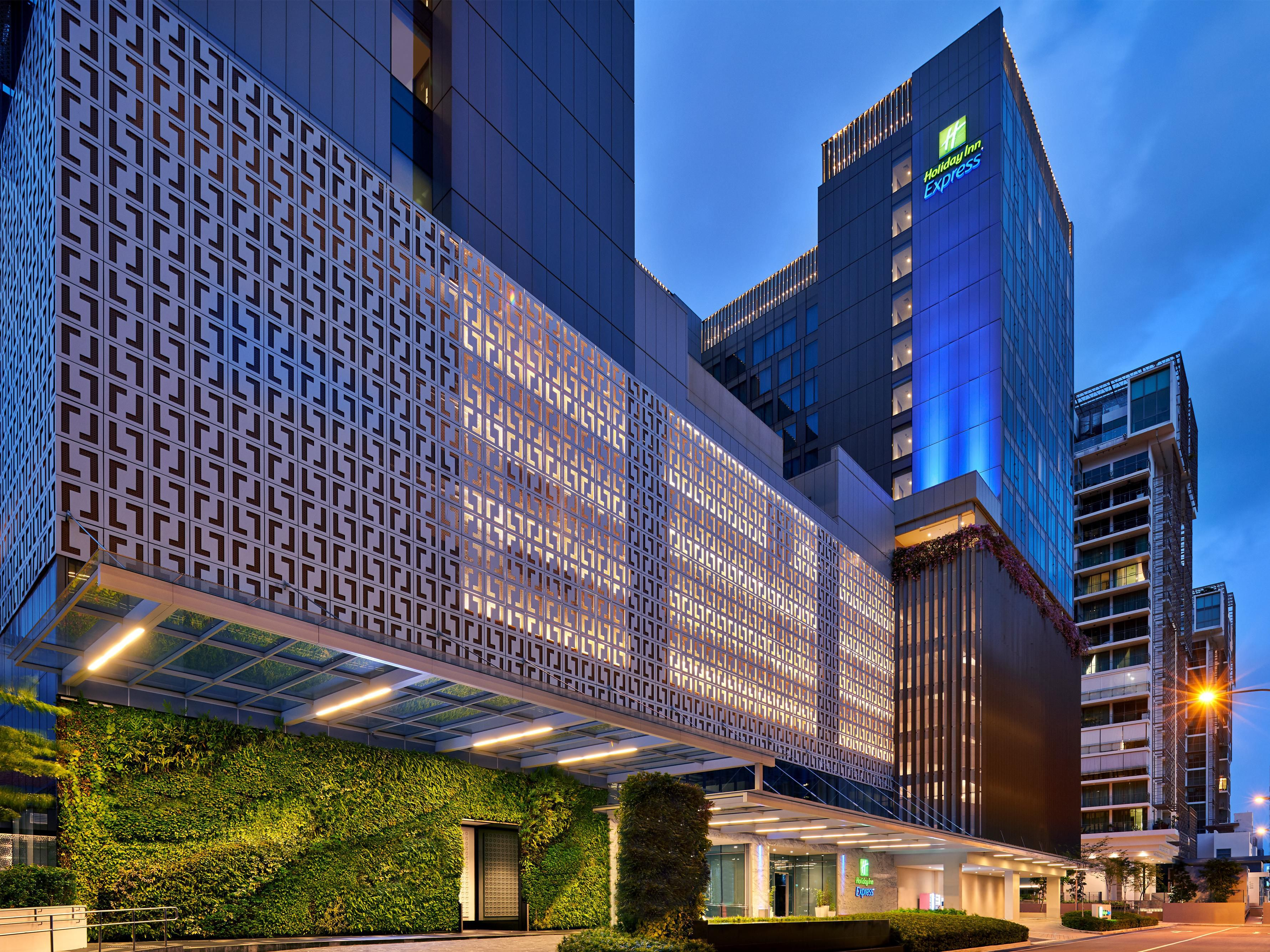 Holiday Inn Express Singapore Katong Hotel In Singapore By Ihg