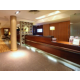 Front Desk at Holiday Inn Express Southampton M27 Jct7