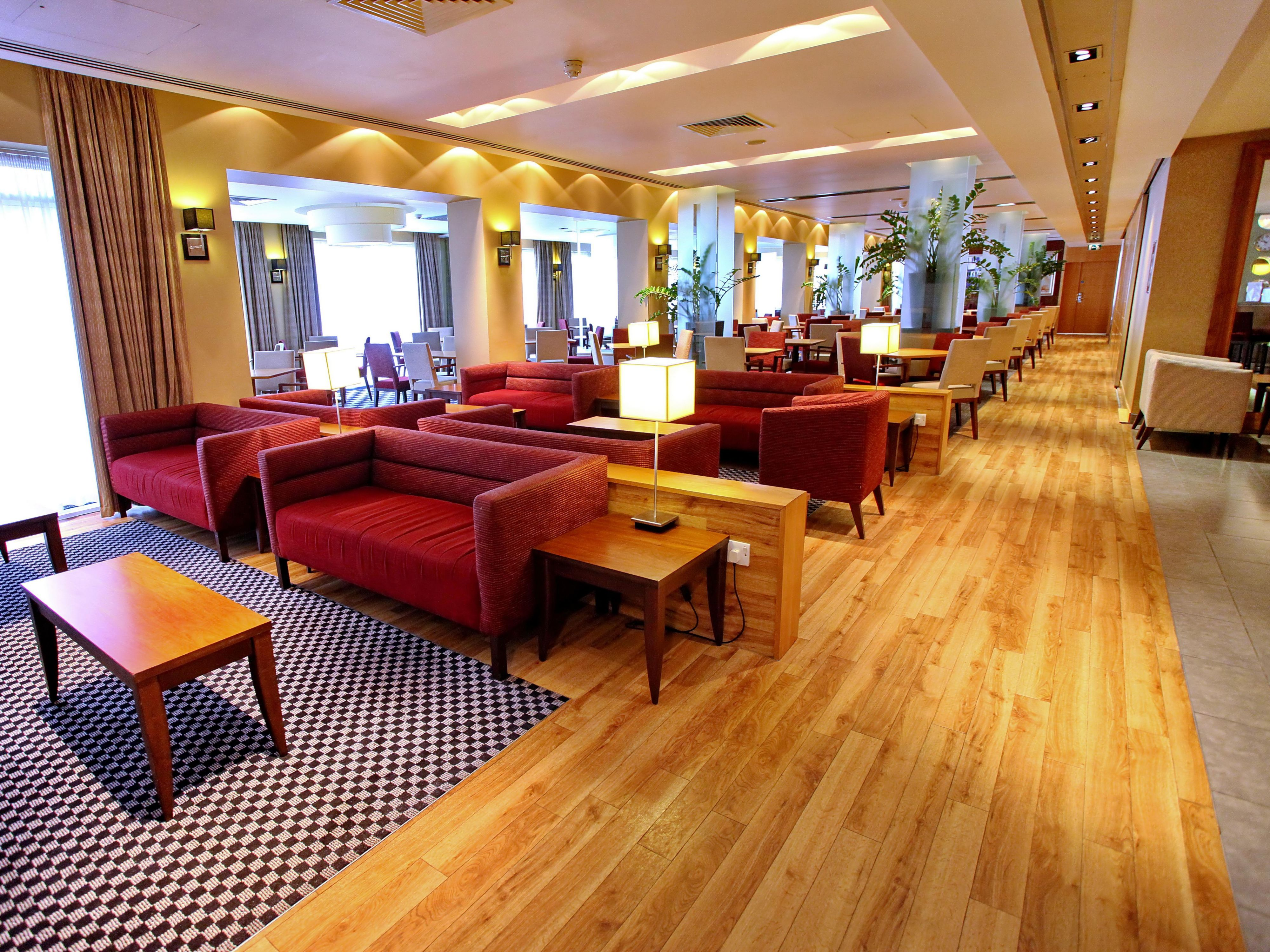 Caprice Restaurant at Holiday Inn Express Southampton M27 Jct7