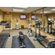 Stay fit on the go with our Fitness Center.