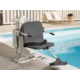 Our outdoor pool offers an ADA compliant lift for ease of access.
