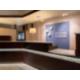 Holiday Inn Express Spokane Valley Front Desk Area