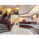 Holiday Inn Express Spokane Valley spacious lobby