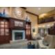 Holiday Inn Express Spokane Valley Lobby near Spokane Fairgrounds