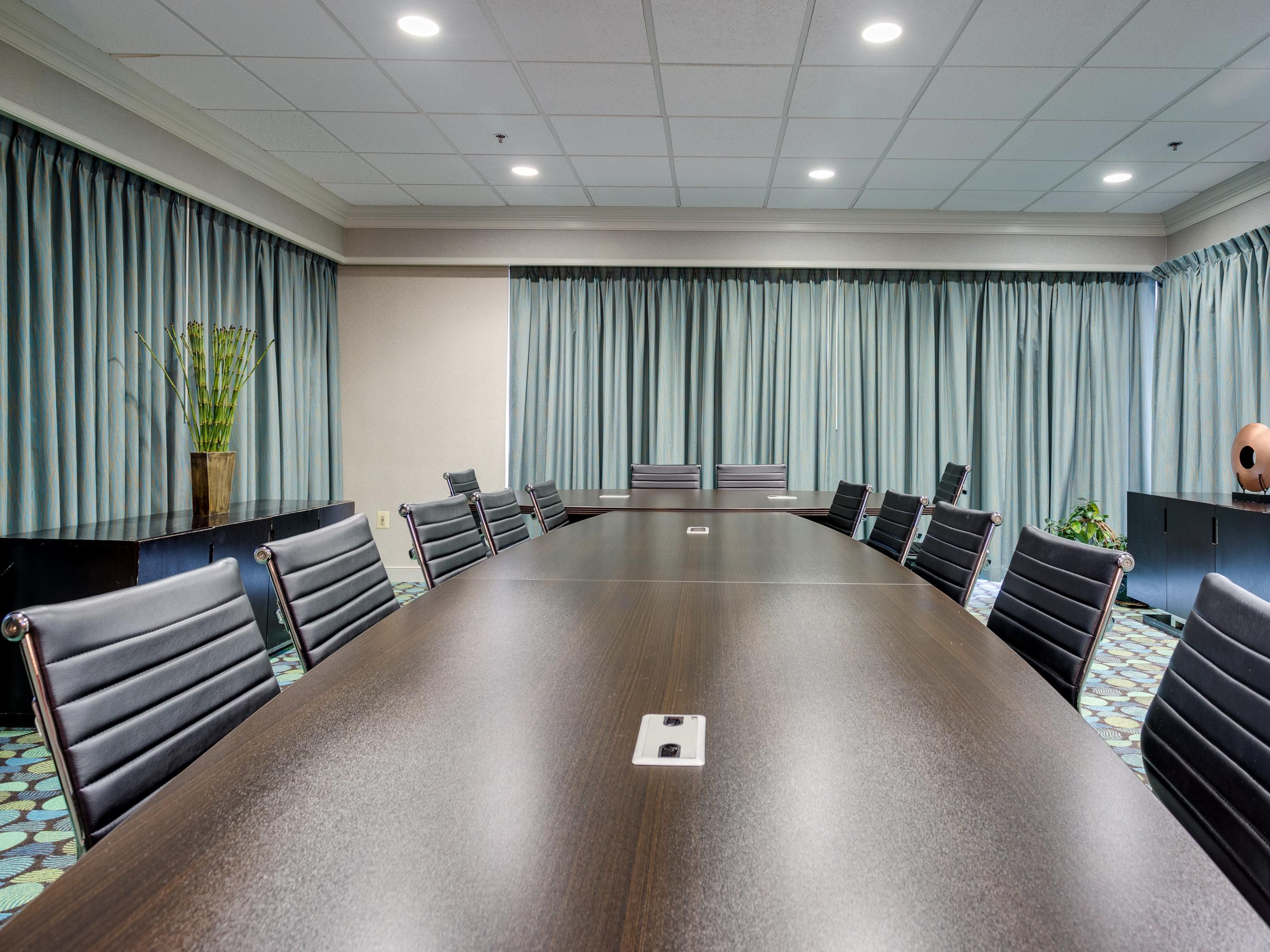 Picture your next meeting here!