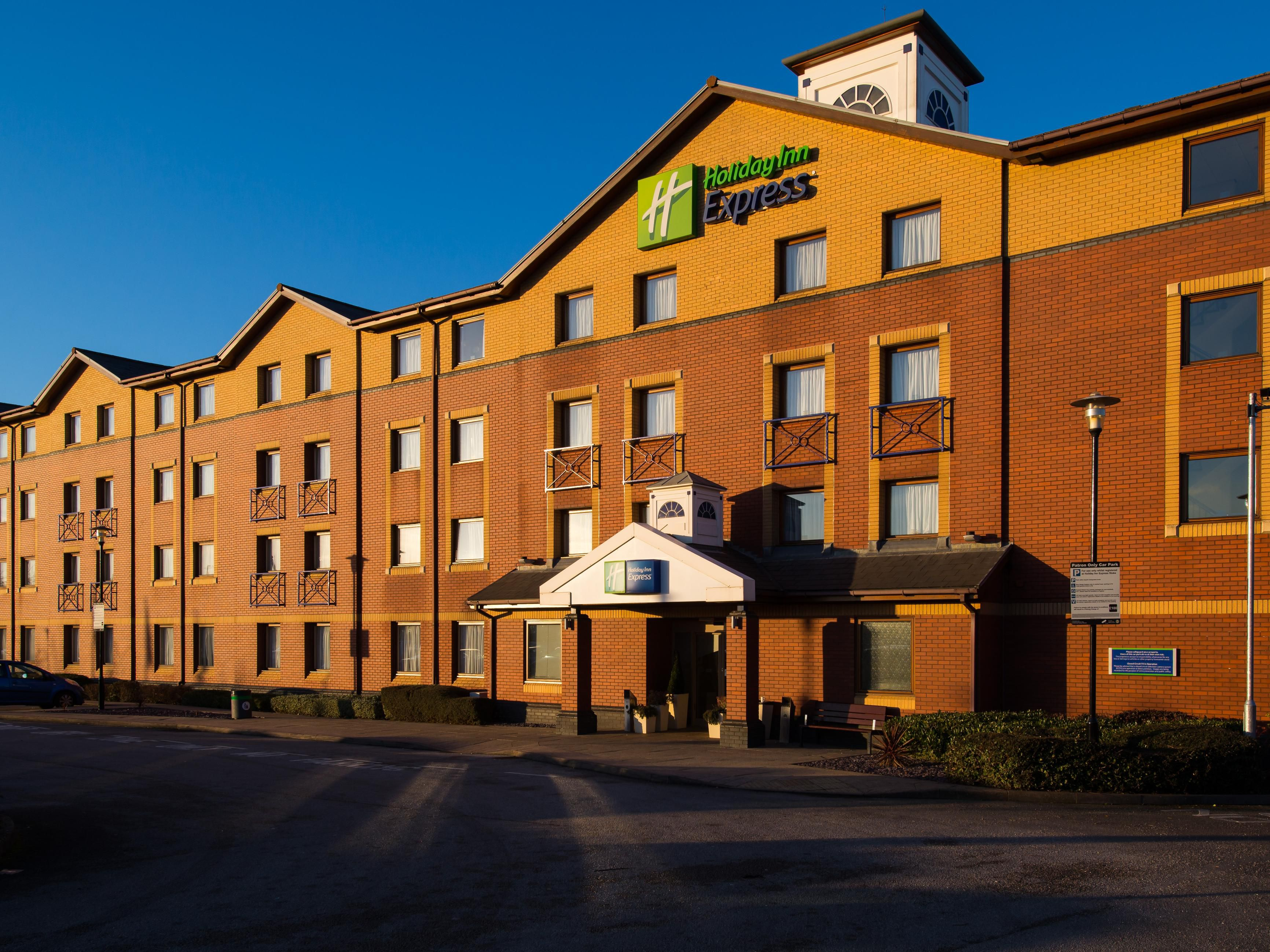 A great night's sleep is guaranteed at our hotel in Stoke on Trent