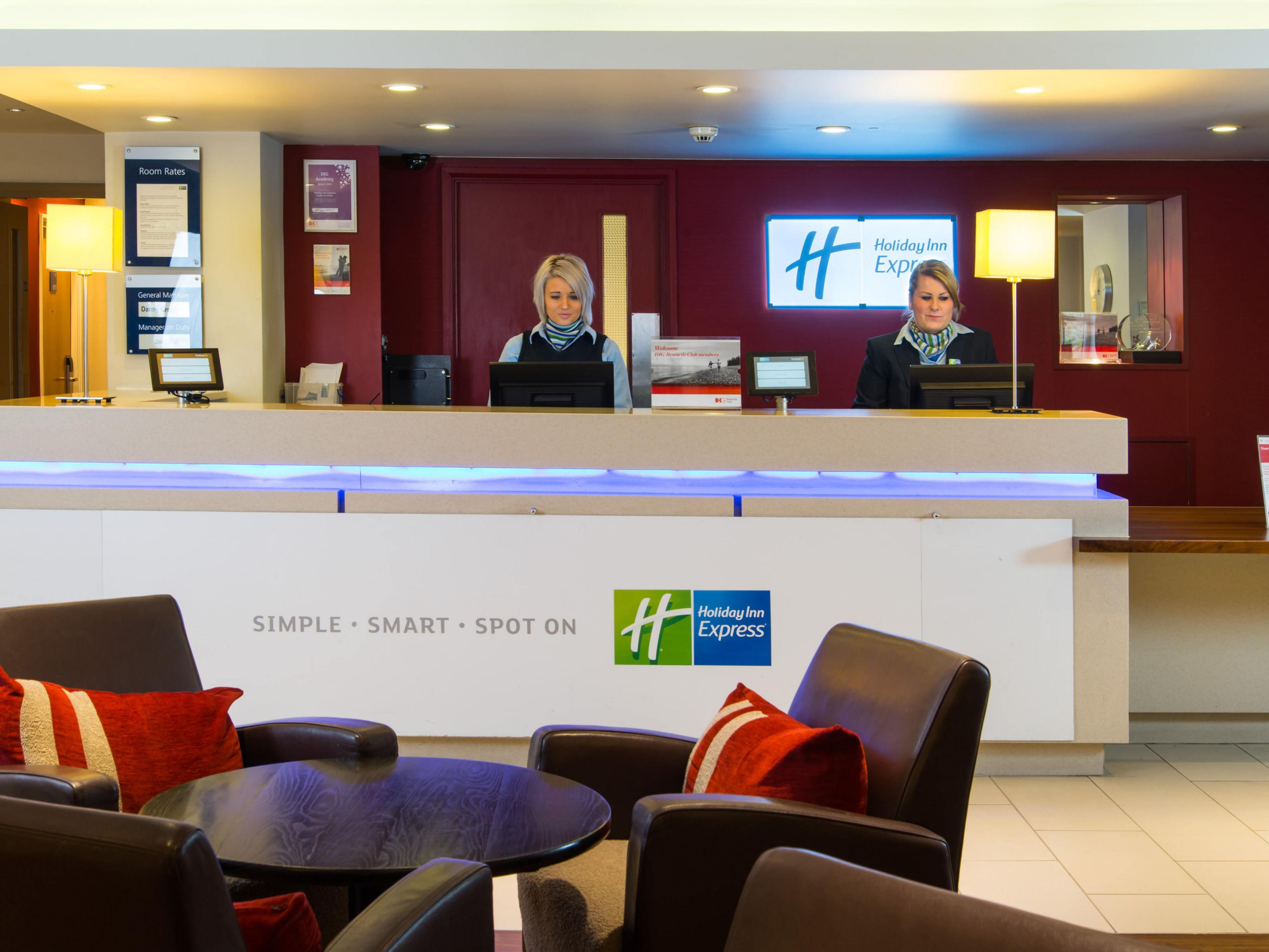 A warm welcome awaits at our Stoke-on-Trent hotel