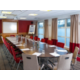 We have 4 meeting rooms with capacity for up to 70 delegates